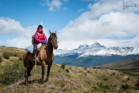 Trekking a cavallo tra i ghiacci della Patagonia