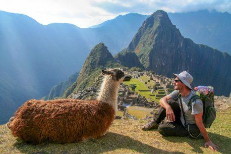 Viaggio a cavallo lungo le vie degli Inca