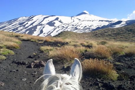 vacanza a cavallo in Sicilia