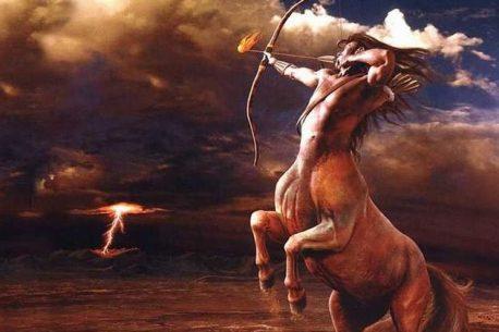 la leggenda del centauro