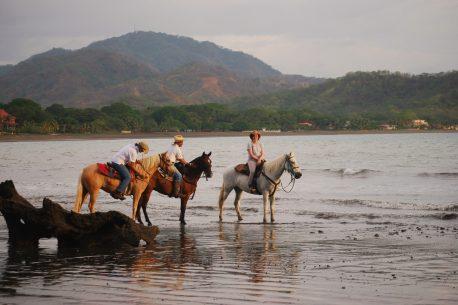 Tour a cavallo in Costa Rica