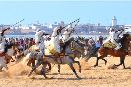 Fantasia, la tradizione equestre del Marocco