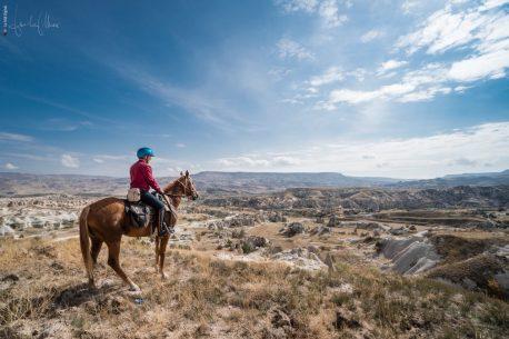 Tour a cavallo della Cappadocia