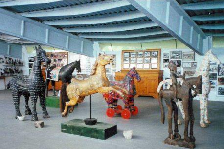 museo storico del trotto