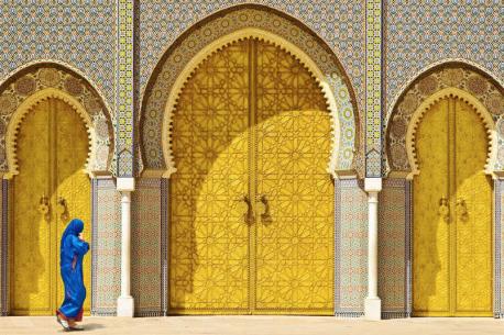 trekking delle Città Imperiali del Marocco a cavallo