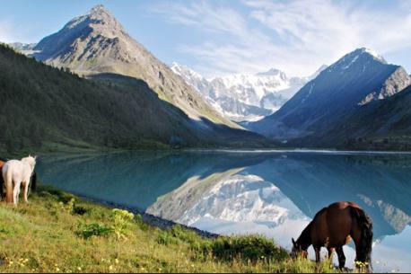 Viaggio a cavallo in Siberia