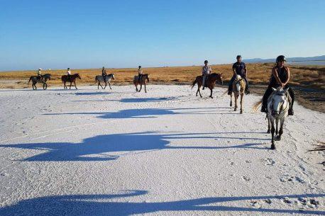 vacanze trekking a cavallo Sardegna