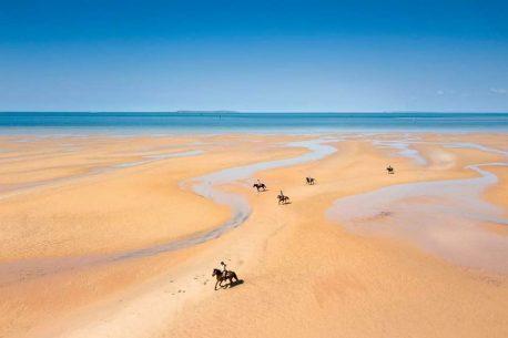 Tour del Mozambico a cavallo