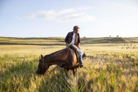 vacanza a cavallo in Molise
