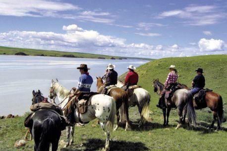 Soggiorno equestre nella River Valley