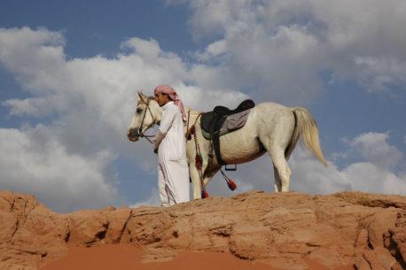 Da Petra al Deserto di Wadi Rum a cavallo