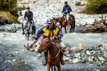 Vacanza a cavallo nel Caucaso in Georgia