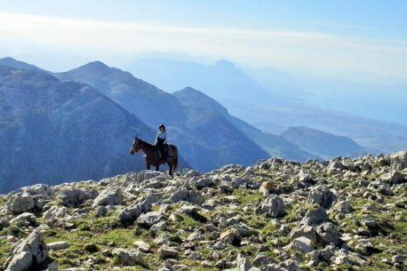 Vacanze a cavallo in Sicilia