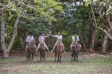Viaggio a cavallo a Cuba