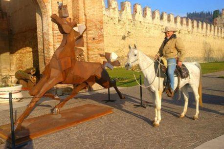 Passeggiata a cavallo Veneto