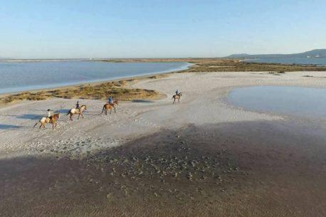 Passeggiata a cavallo Sardegna