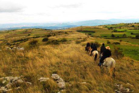 Escursioni a cavallo Abruzzo
