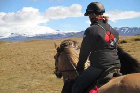 A cavallo in Islanda