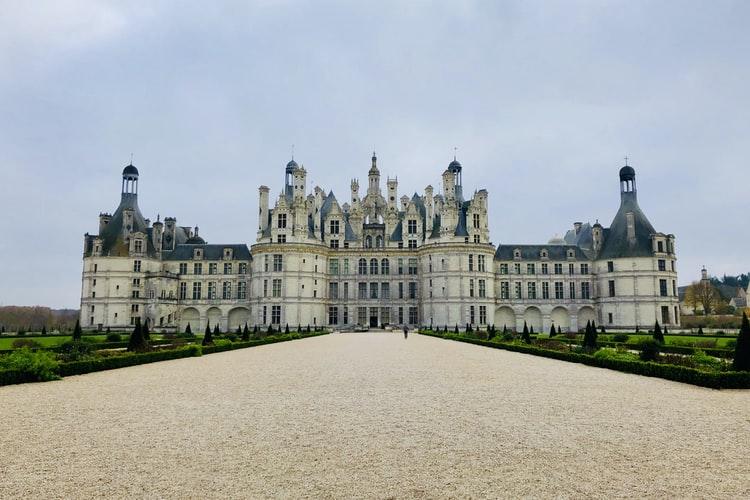 Castelli della Loira a cavallo