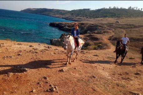 Passeggiate a cavallo Puglia