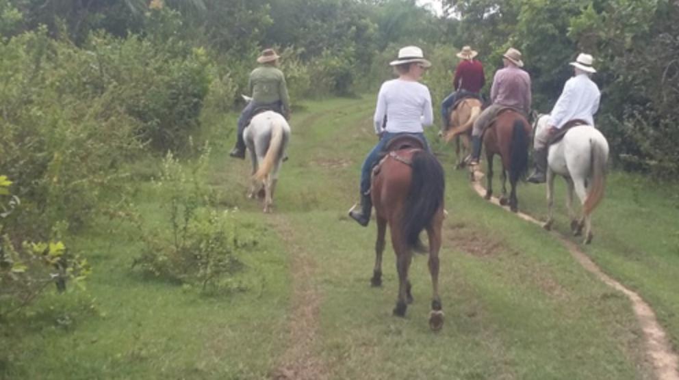 In Colombia a cavallo nella riserva naturale di Orinoquia
