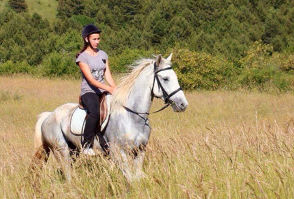 Trekking a cavallo Dalmazia