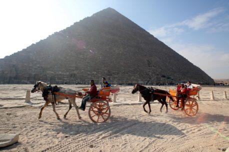 tour dell'Egitto